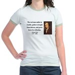 Thomas Paine 17 Jr. Ringer T-Shirt