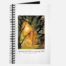 Spring and Fall: Goldengrove Unleaving Journal