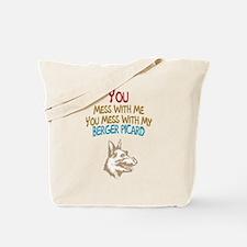 Berger Picard Tote Bag
