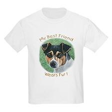 Best Friend Rat Terrier T-Shirt