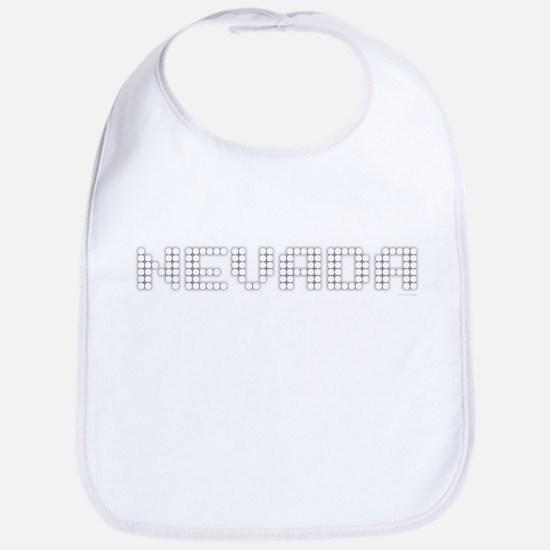NEVADA - White Bib