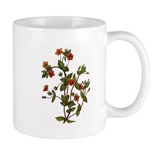 Pimpernel Flower Mug