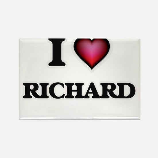 I Love Richard Magnets
