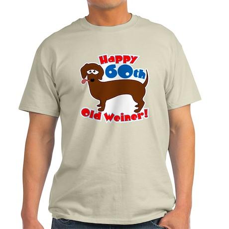Old Weiner - Light T-Shirt