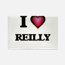 I Love Reilly Magnets