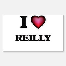 I Love Reilly Decal