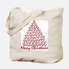 """Merry Christmas"" Tote Bag"