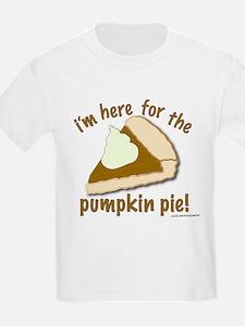 """'Pumpkin Pie"""" Kids T-Shirt"""