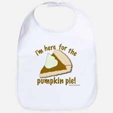 """""""Thanksgiving humor"""" Bib"""