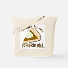 """Thanksgiving humor"" Tote Bag"