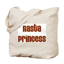 rasta princess Tote Bag