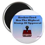 Kosher Food Has The Highest S Magnet