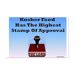 Kosher Food Has The Highest S Mini Poster Print