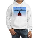 Kosher Food Has The Highest S Hooded Sweatshirt