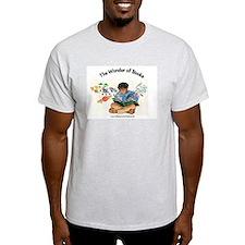 Wonder of Books T-Shirt
