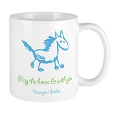 May the Horse Be with You Mer Mug