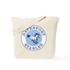 Davenport Stables Merchandise Tote Bag