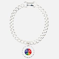 Autistic Spectrum logo Bracelet