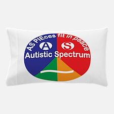 Aspie logo Pillow Case