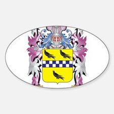 Hanson Coat of Arms (Family Crest) Decal