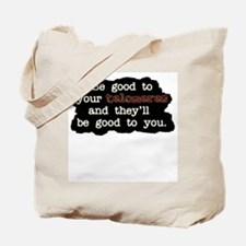 Telomere Definition Tote Bag