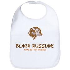 Black Russian Terrier Bib