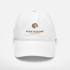 Black Russian Terrier Baseball Baseball Cap