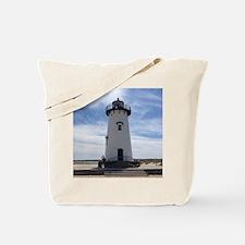 Unique Boston lighthouse Tote Bag