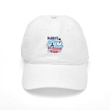 Daddy's Ice Fishing Buddy Baseball Cap