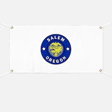 Salem Oregon Banner