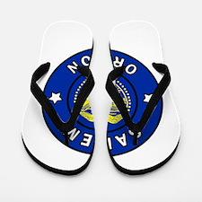 Salem Oregon Flip Flops