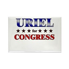 URIEL for congress Rectangle Magnet
