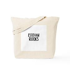 Estevan Rocks Tote Bag