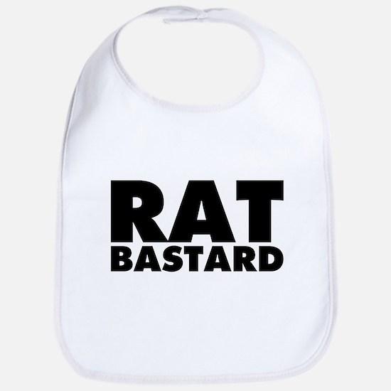 Rat Bastard Bib