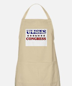 ULISES for congress BBQ Apron