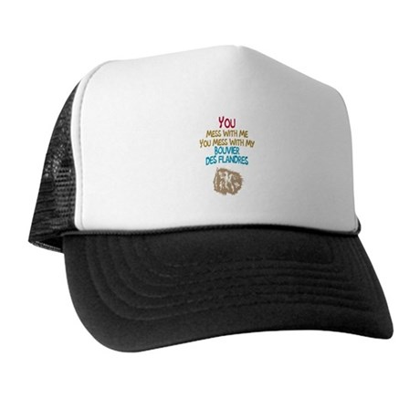 Bouvier des Flandres Trucker Hat