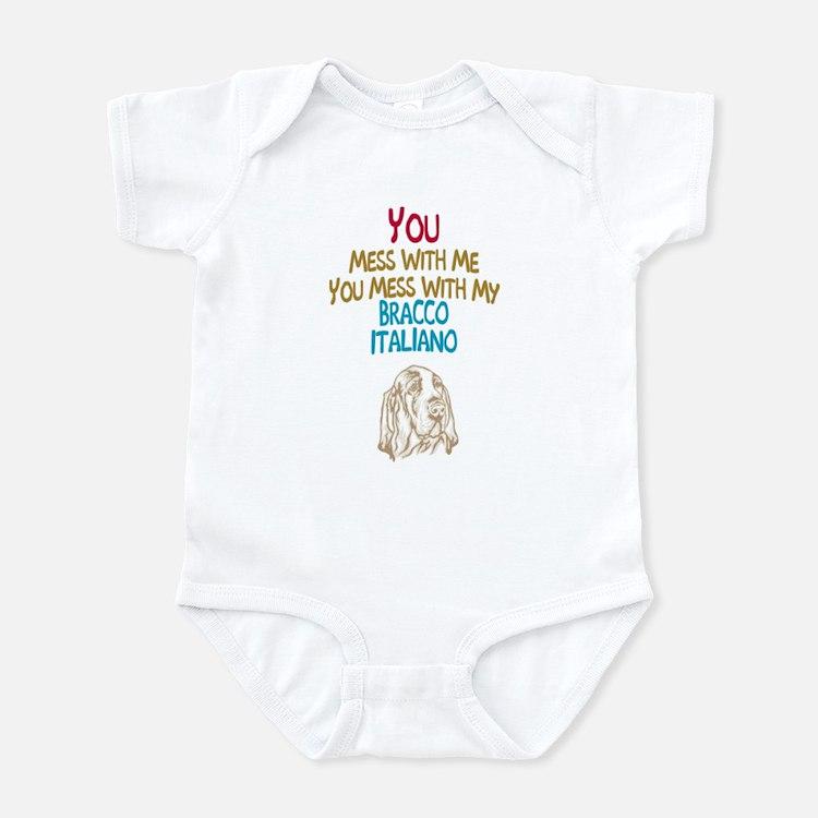 Bracco Italiano Infant Bodysuit