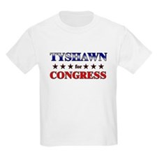 TYSHAWN for congress T-Shirt