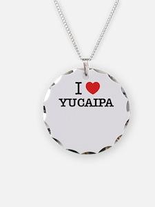 I Love YUCAIPA Necklace