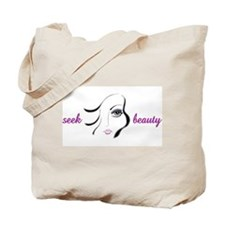 MELANIE (Freeform Seek Beauty) Tote Bag