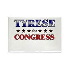 TYRESE for congress Rectangle Magnet