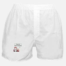 Peyton's Been Naughty Boxer Shorts
