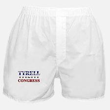 TYRELL for congress Boxer Shorts