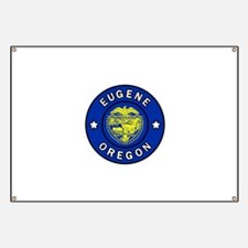 Eugene Oregon Banner