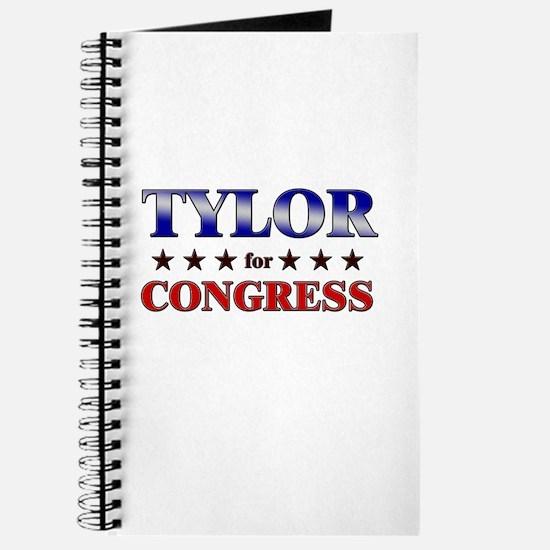 TYLOR for congress Journal
