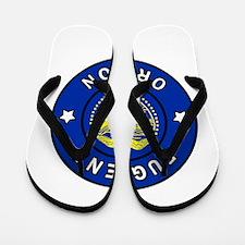 Eugene Oregon Flip Flops