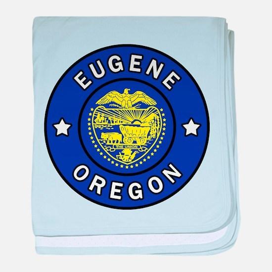 Eugene Oregon baby blanket