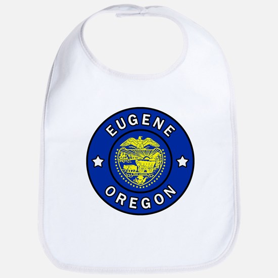 Eugene Oregon Bib