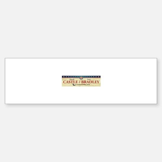 Cute Darrell Sticker (Bumper)
