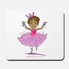 Ballerina Dancer Mousepad